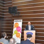 Выступление Олега Ламкина, вице-президента НСОПБ по вопросам огнезащиты строительных конструкций, инженерных систем и материалов