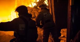пожар-7